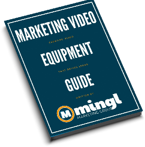 Marketing Video Equipment Book Cover