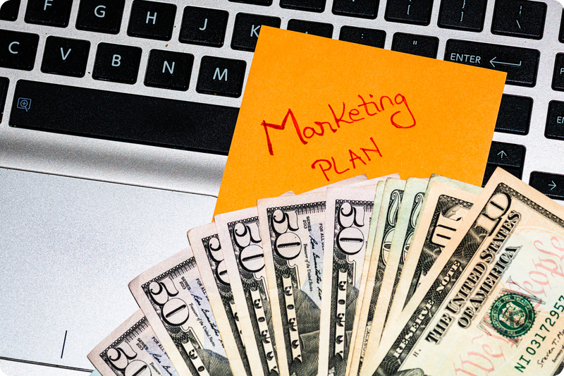 Make sure the ROI is worth it when it comes to advertising