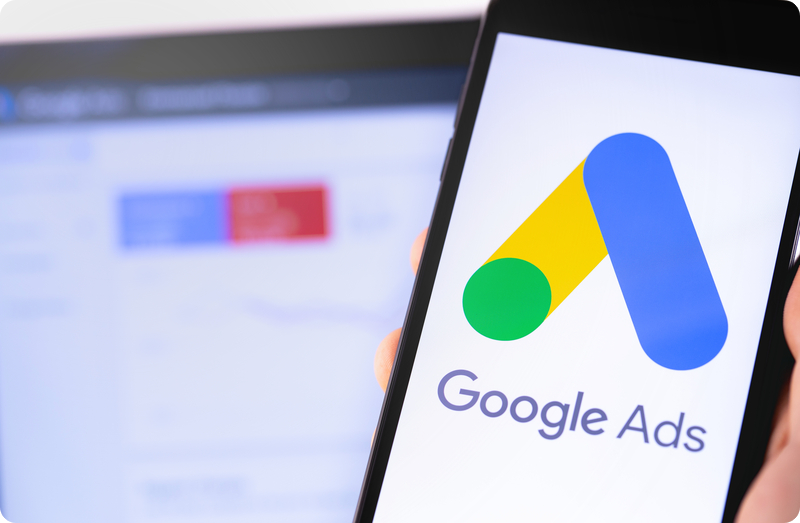 What are the benchmarks for successful Google Ads