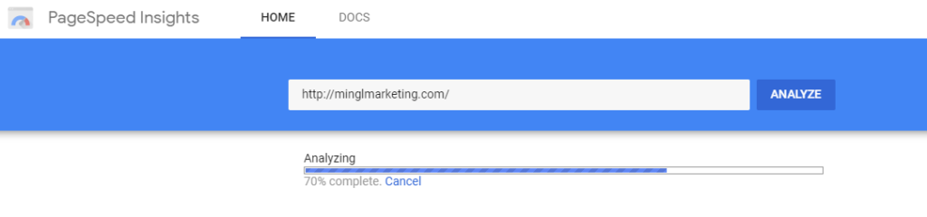 Use Google Page Speed Insights To Measure Site Speed And Help Reduce Website Bounce Rate